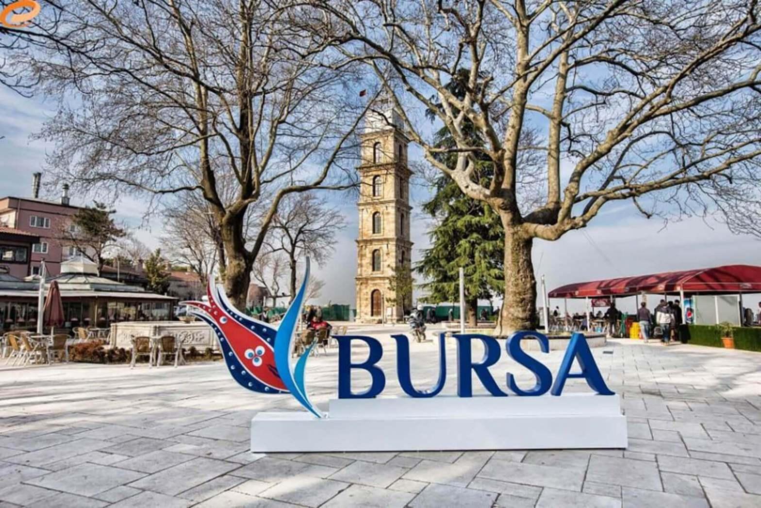رحلة بورصه تركيا