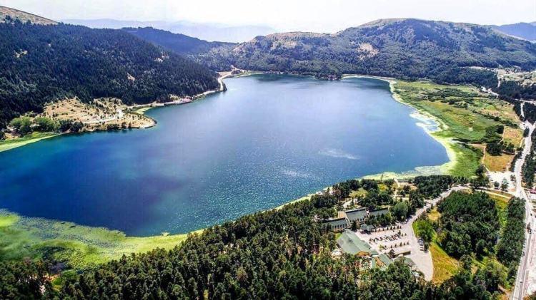 بحيرة أبانت بولو في تركيا